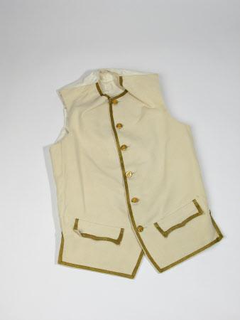 Fancy dress waistcoat