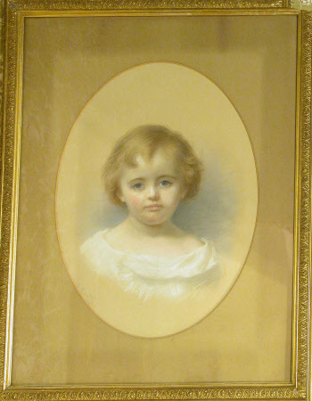 A Young Child a member of the Agar-Robartes family