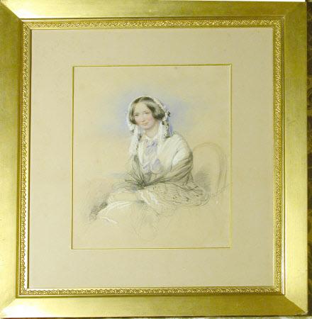 Juliana Pole-Carew, Lady Robartes (1812-1881)
