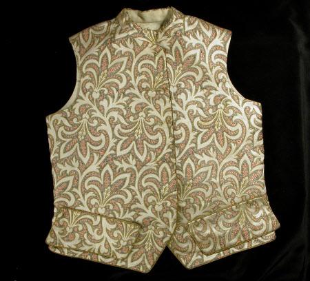 Boy's suit waistcoat