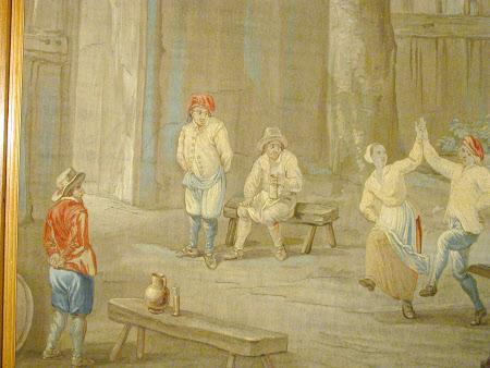 A Peasant Scene