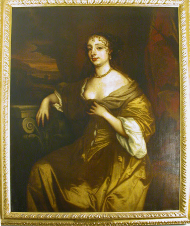 Possibly Sarah Bodville, The Hon. Mrs Robert Robartes, later Viscountess Bodmin, and Countess of ...