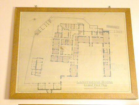 LANHYDROCK HOUSE GROUND FLOOR 8820552 – Knole House Floor Plan