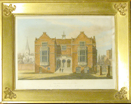 New School, Harrow