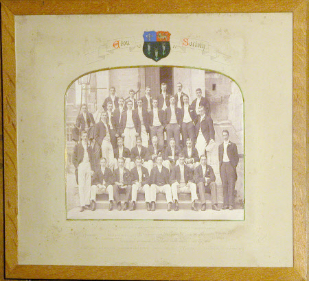 Eton Society 1899,  including The Hon.Thomas Charles Reginald Agar-Robartes (1880-1915)