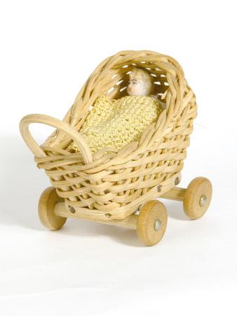 Miniature pram