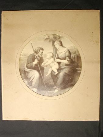 Madonna and Child with Saint Joseph