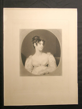 Lady Elizabeth Mary Leveson-Gower, Marchioness of Westminster (1797-1891) (after Sir Thomas ...