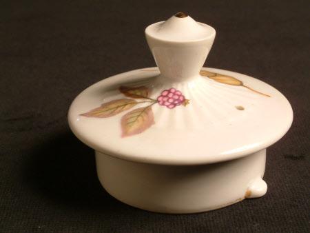 Coffee pot lid