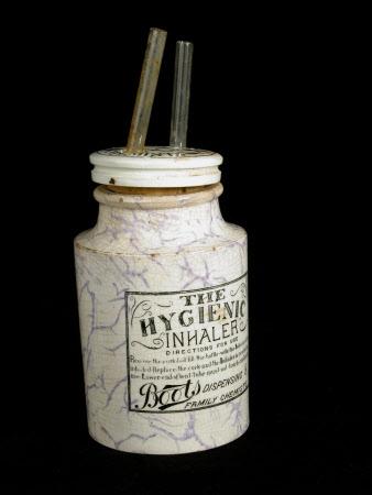 Hygienic Inhaler