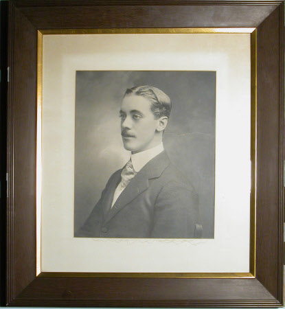Captain, The Hon.Thomas Charles Reginald Agar-Robartes (1880-1915)
