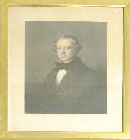 Granville Leveson-Gower, 1st Earl Granville (1773-1846) (after Rudolf Lehmann)