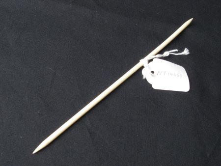 Sock needle