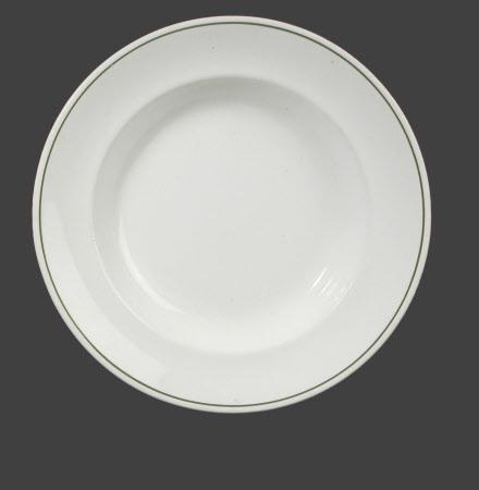 Soup plate