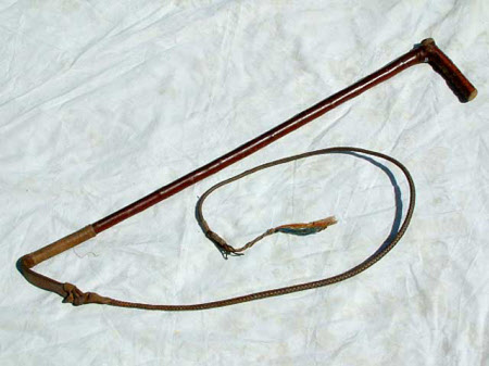 Riding whip