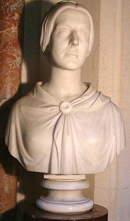 Matilda Blanche Crawley-Boevey, Mrs William Gibbs (1817-1887)