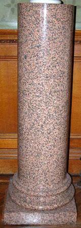 Balmoral Granite Pedestal