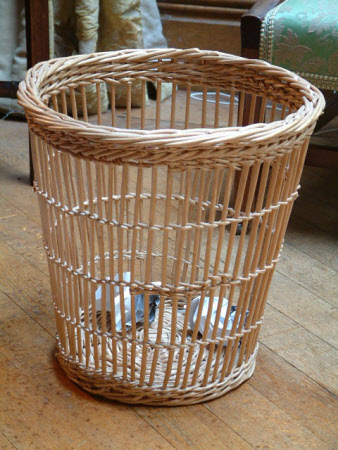 Waste-paper basket