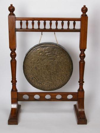 Gong frame