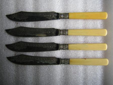 Fish knife