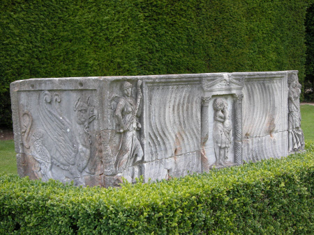 The Cupid and Psyche Sarcophagus