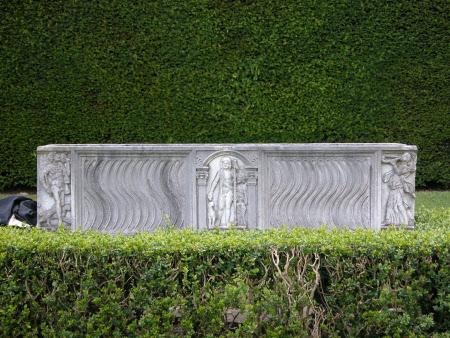 The Bacchus Sarcophagus