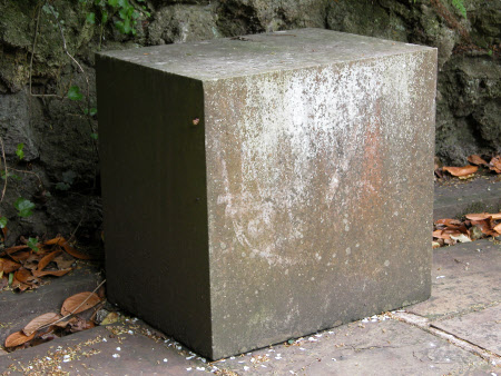 Plinth base