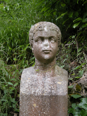 Herm bust of a youth