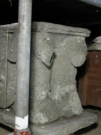 Plinth base