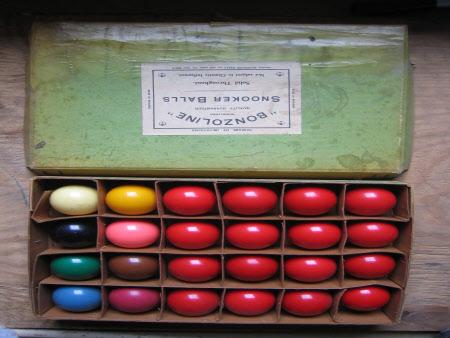Snooker ball