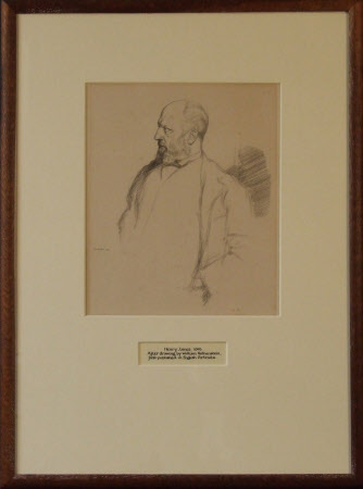 © The Estate of Sir William Rothenstein. All Rights Reserved 2016 / Bridgeman Images © National Trust / Charles Thomas