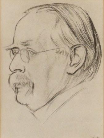 Edmund Gosse (1849-1928)