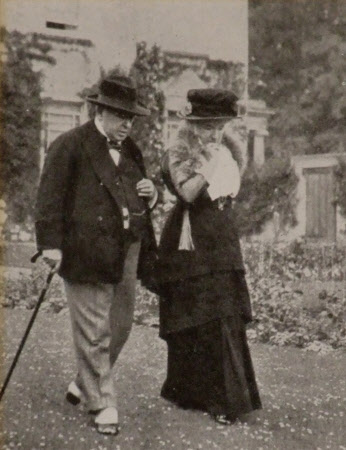 Henry James (1843-1916) and Mary Augusta Arnold, Mrs Humphry Ward (1851-1920)
