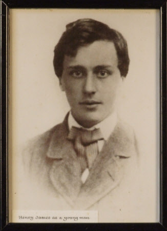 Henry James (1843-1916) as a Young Man