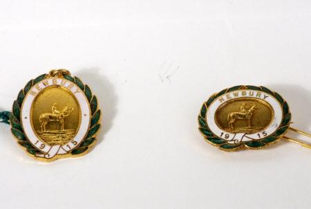Paddock badge