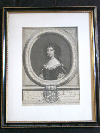 Queen Catherine (of Braganza) (1638-1705) (after David van der Plas)