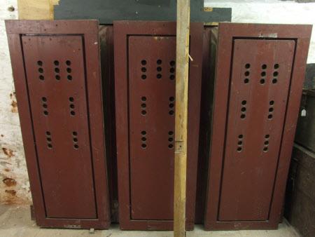 Organ bellows