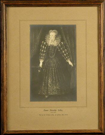 Dorothy Bonham, Dame Dorothy Selby (1572-1641)