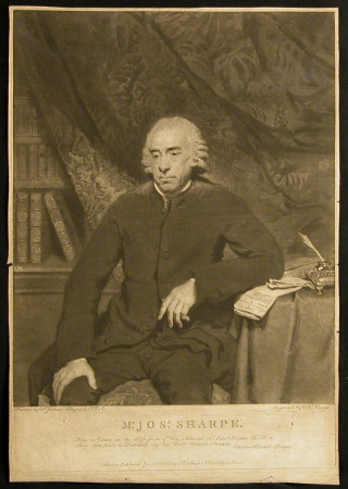 Joshua Sharpe (fl.1786) (after Sir Joshua Reynolds)