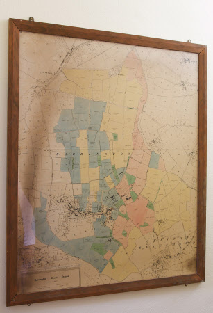 Barrington Court Estate Map