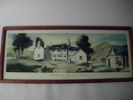 Townend, Troutbeck, Cumbria
