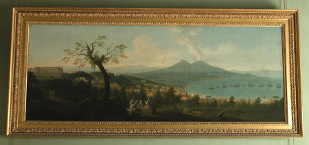 Views of the Bay of Naples