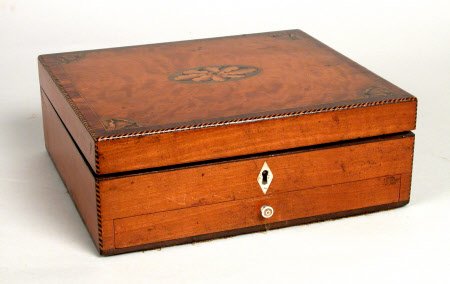 Artist's box