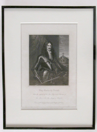 King Charles II (1630-1685) (after Sir Peter Lely)