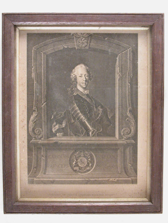 Prince Charles Edward Stuart 'The Young Pretender' (1720-1788) (after Louis Tocque)