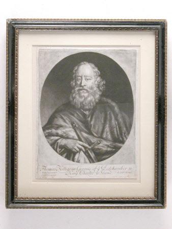 Thomas Killigrew (1612-1683) (after Willem Wissing)