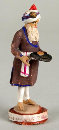 Indian tradesman