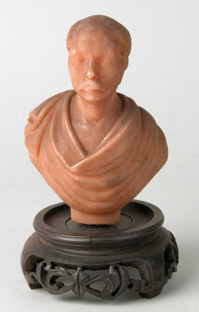 A Bust of an Unknown Man