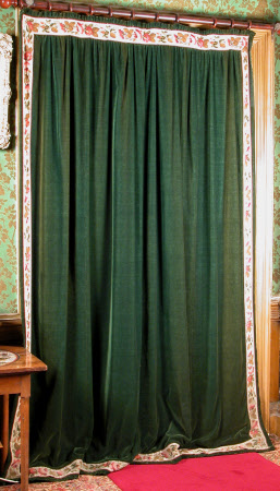 Door curtain