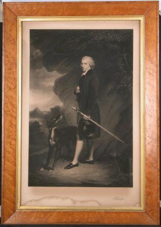 Sir John St Aubyn, 5th Bt, MP, FSA (1758-1839) (after John Opie)